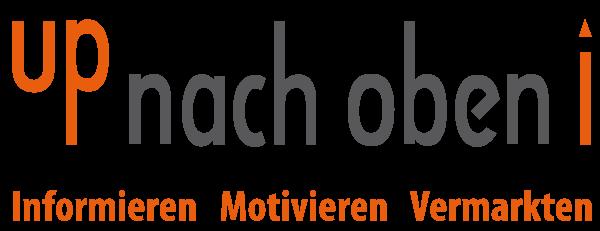 Modernes Webdesign von Up nach oben - Werbeagentur im Saarland